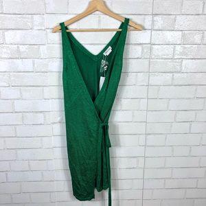 Lovers + Friends Dresses - NEW Lovers + Friends REVOLVE Wrap Up Sweater Dress